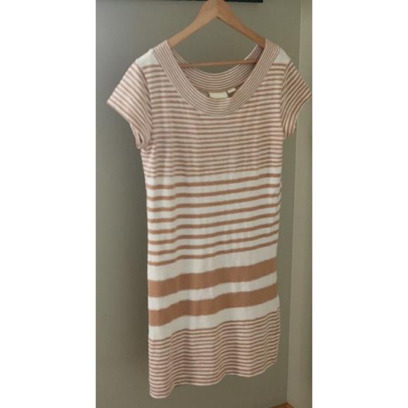 8db065875f6e Anthropologie Dresses & Skirts - Maeve Anthropologie Haven Stripe Shift  Dress ...